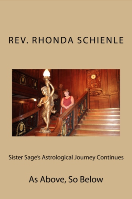 Sister Sage Astrological Journey Continues Cover