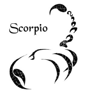 November and Scorpio