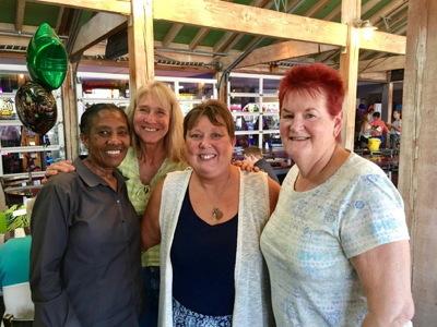 Rhonda and Friends