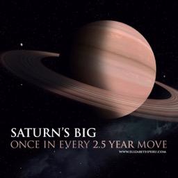 Saturn's Big Move