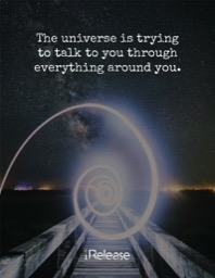 Universe is Talking