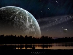 Saturn Lake